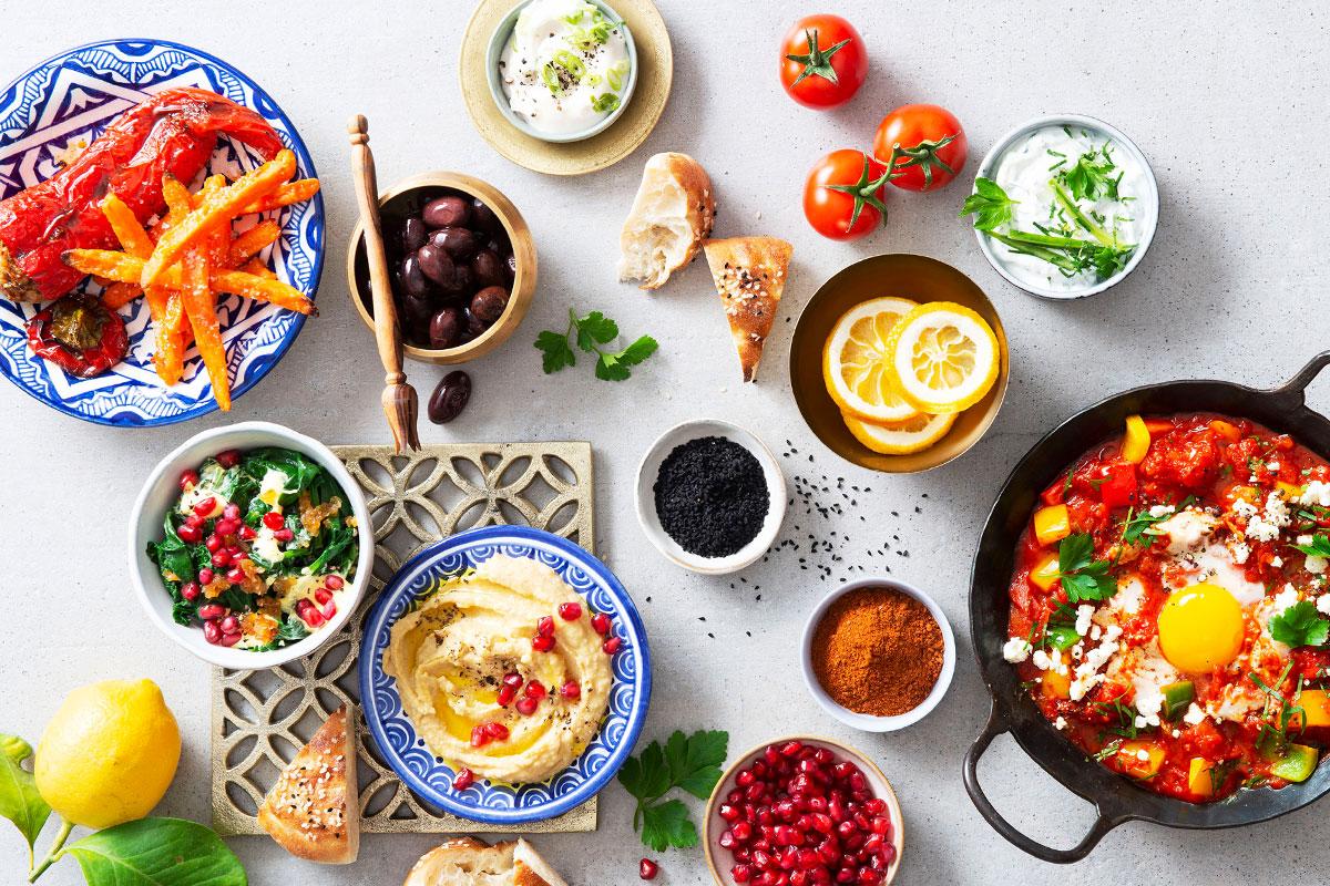 Foodtrend: Levante-Küche - foodboost