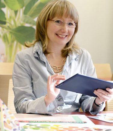 Aramark-Expertin Ulrike Moessner