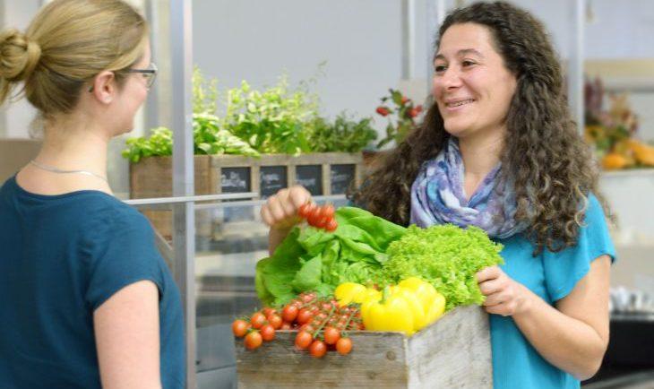 Aramark Diaetassistentin Ilona Just über achtsames Essen
